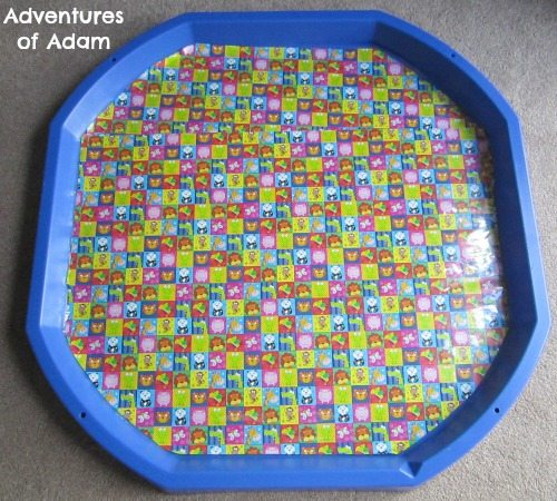 Adventures of Adam Animals DIY Tuff Spot Mat