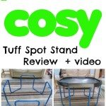 Cosy Direct Tuff Spot Stand Review Adventures of Adam