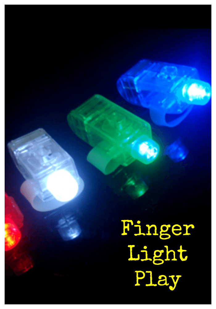 Finger Light Play