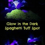 Glow in the Dark Spaghetti Tuff Spot Adventures of Adam