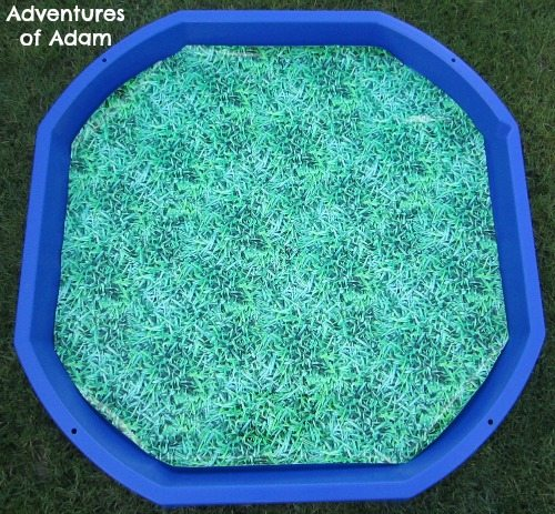 Adventures of Adam Grass PVC DIY Tuff Spot Mat