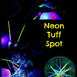 Adventures of Adam Neon Tuff Spot