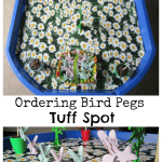 Adventures of Adam Ordering Bird Pegs Tuff Spot