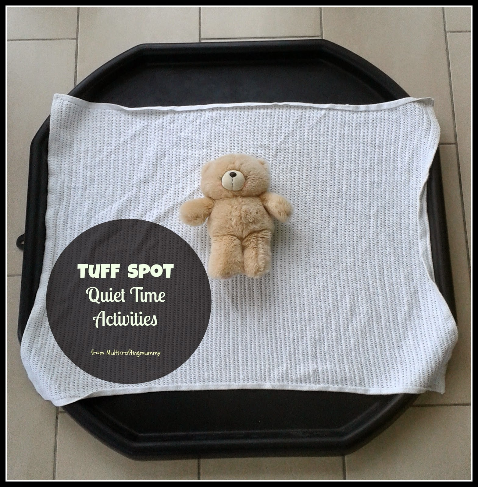 Adventures of Adam Quiet Time Tuff Spot