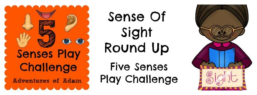 Adventures of Adam Sense Of Hearing Round Up - Five Senses Play Challenge