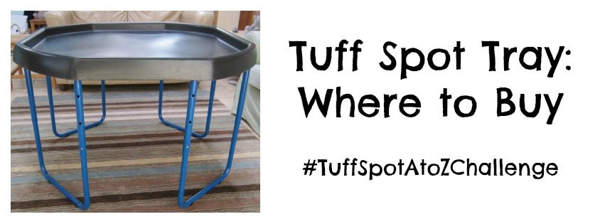 Adventures of Adam Tuff Spot Tray Where to Buy