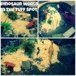 Dinosaur World from Ghostwritermummy