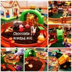 Farm World with Chocolate Scented Soil from Ghostwritermummy