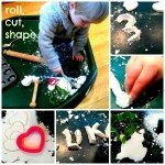 Fluffy Play Dough from Ghostwritermummy