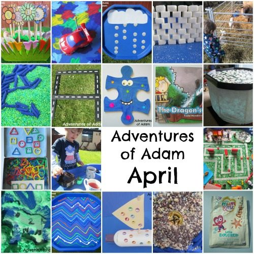 Adventures of Adam Adventures of Adam April Adventures