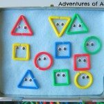 Adventures of Adam Mr Men Shapes
