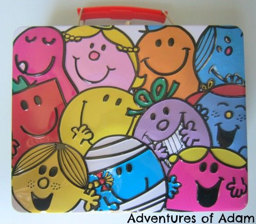 Adventures of Adam Mr Men busy bag