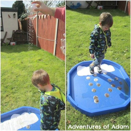 Adventures of Adam Outside Tuff Spot Play