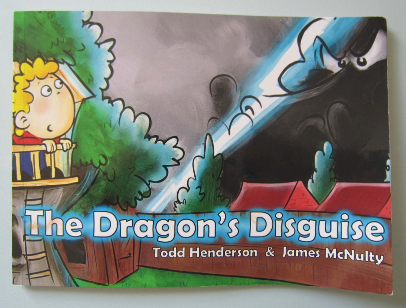 Adventures of Adam The Dragon's Disguise