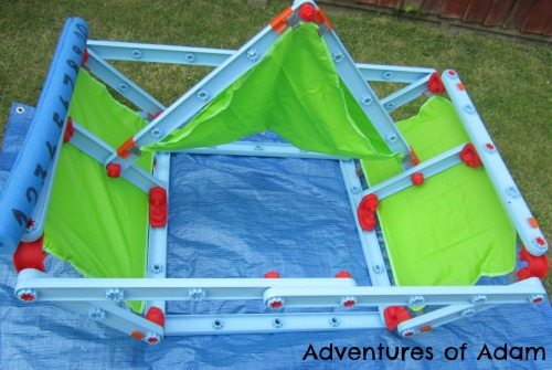 Adventures of Adam Build Your Own Play Centre Boat