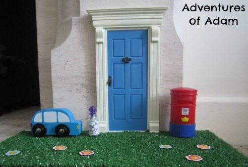 Imagination fairy door