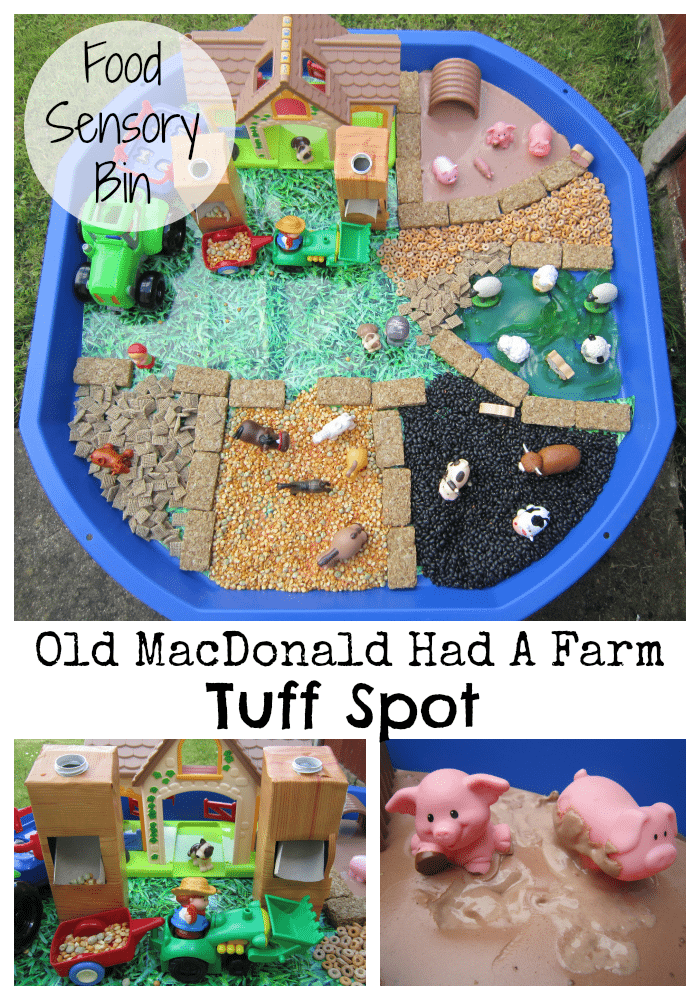 Old MacDonald's Farm Tuff Spot