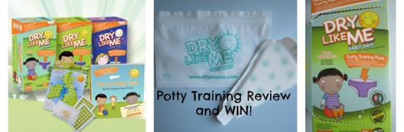 Dry Like Me Review + WIN