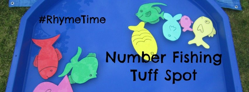 Adventures of Adam Rhyme Time Number Fishing Tuff Spot