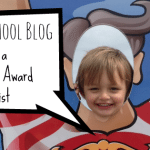 Adventures of Adam I'm a Mad Blog Award finalist