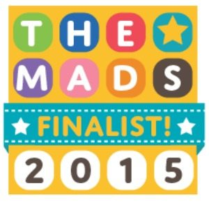 Mad Blog Award finalist