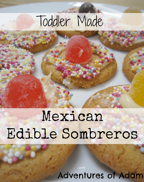 Mexican Edible Sombreros