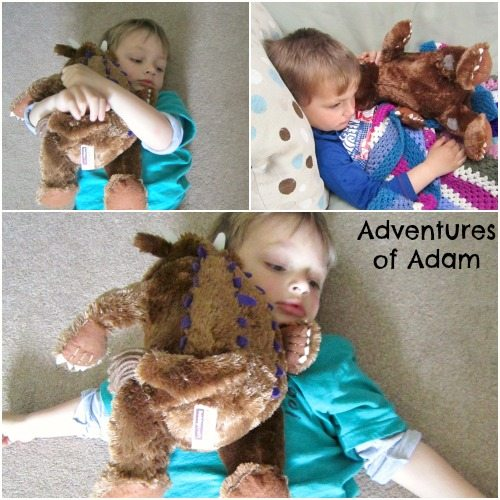 Adventures of Adam No sew weighted toy