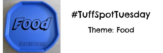 Tuff Spot Tuesday Food
