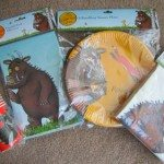 Adventures of Adam Gruffalo party pack