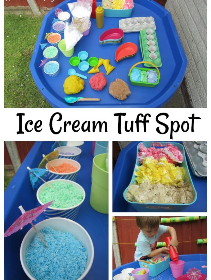 Ice Cream Tuff Spot
