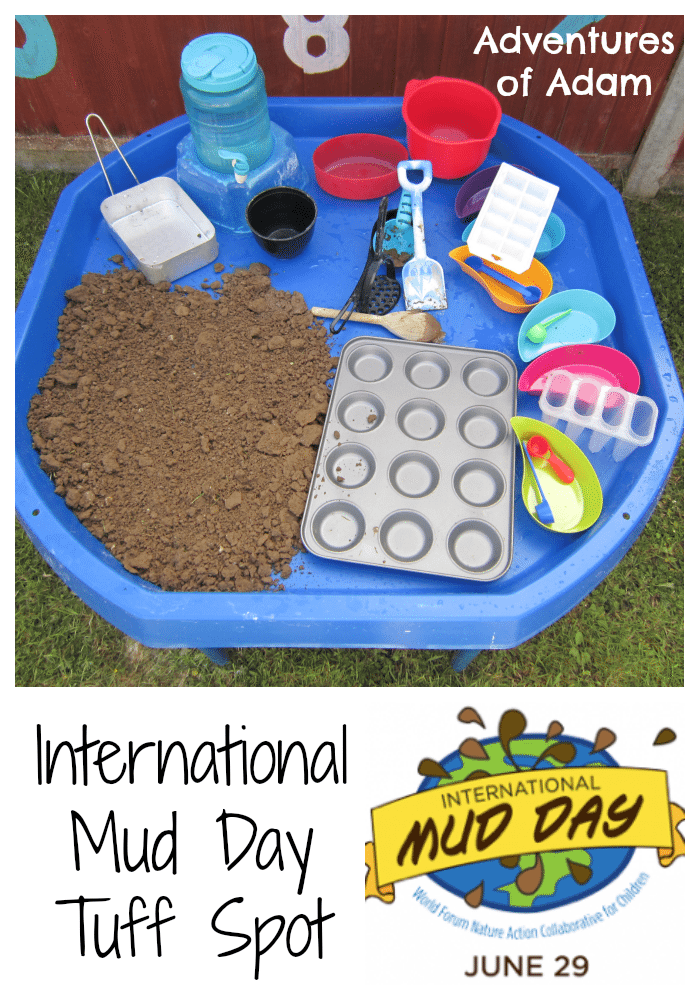 Adventures of Adam International Mud Day Tuff Spot