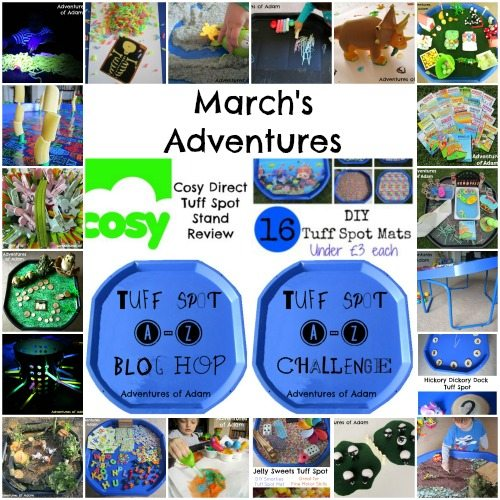Adventures of Adam March Adventures