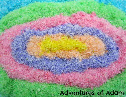 Adventures of Adam Scented Sensory Bin