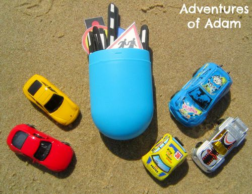 Adventures of Adam Seaside Busy Bag