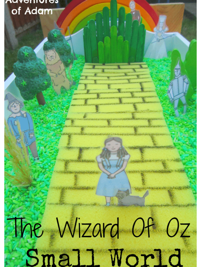 The Wizard of Oz Small World