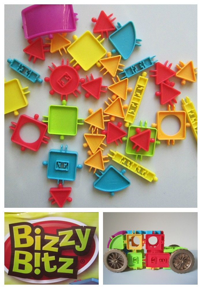 Adventures of Adam Bizzy Bitz Construction kit
