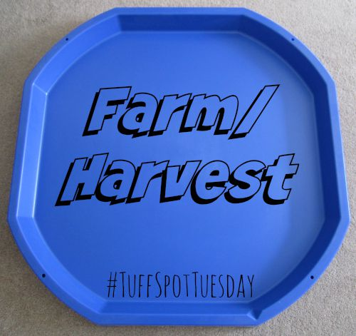 Adventures of Adam Farm Harvest Tuff Spot Tuesday