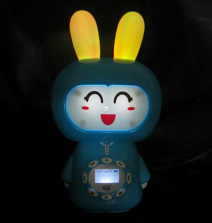 Light up Rabbit music player