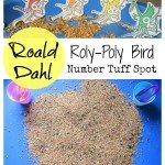 Adventures of Adam Roald Dahl Roly-Poly Bird Number Tuff Spot