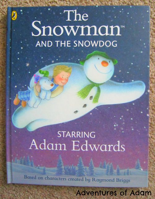 Adventures of Adam The Snowman and the Snowdog review