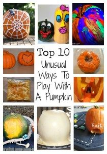 Adventures of Adam Top 10 Unusual Ways To Play With A Pumpkin
