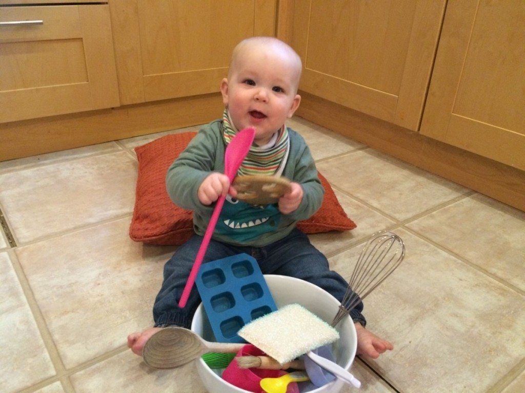 Clares Little Tots kitchen play