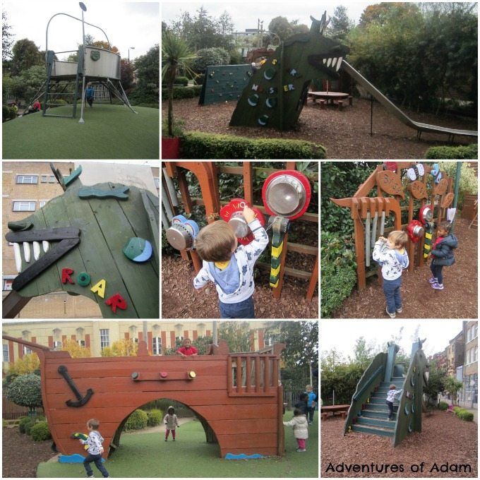 Adventures of Adam Discover Childrens Story Centre Garden London