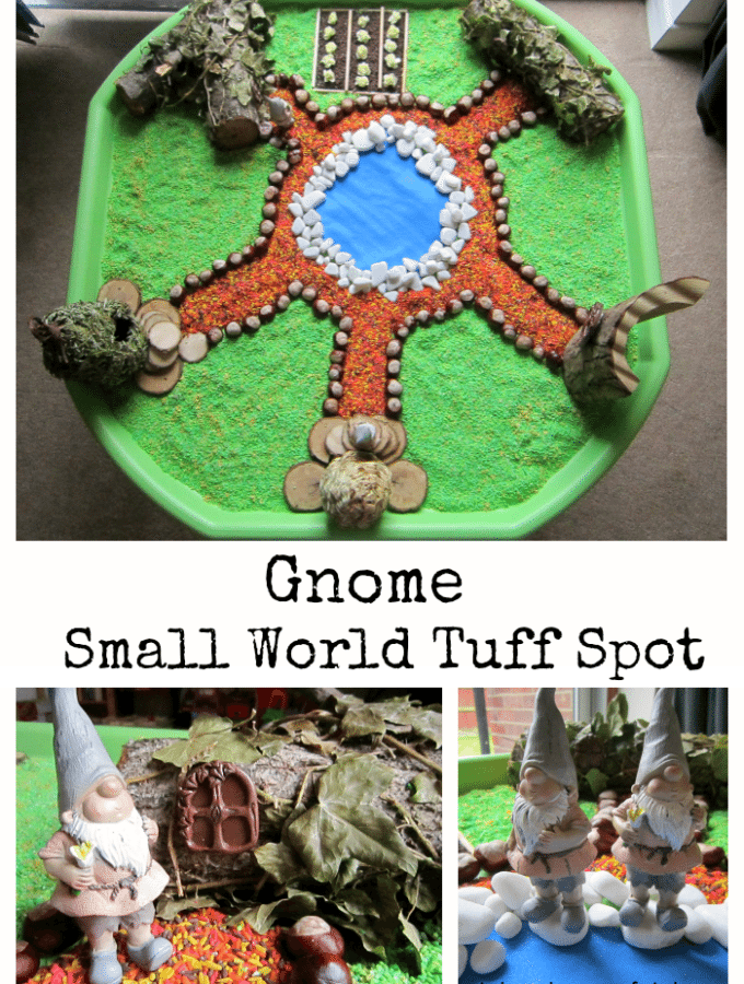 Gnome Small World Tuff Spot