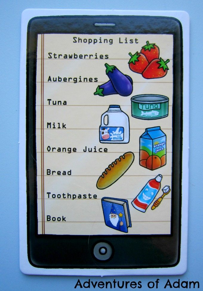 Ipod Shopping List Orchard Toys