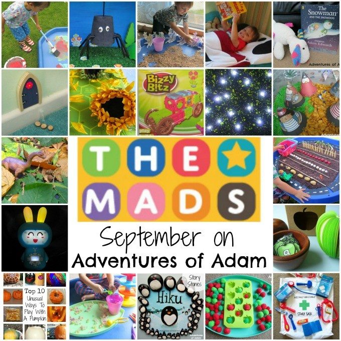 September 2015 on Adventures of Adam