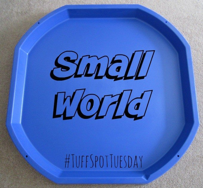 Adventures of Adam Small World Tuff Spot Tuesday