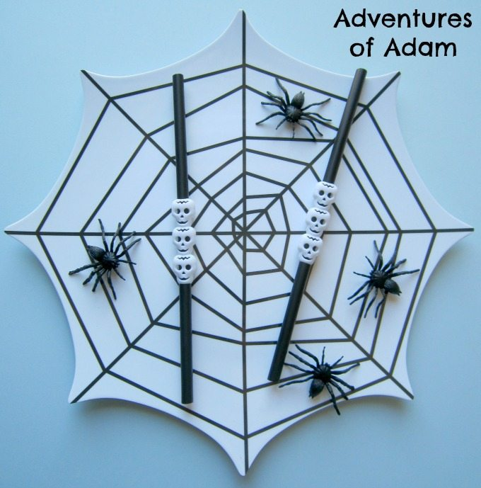 Adventures of Adam Spider Straw Race