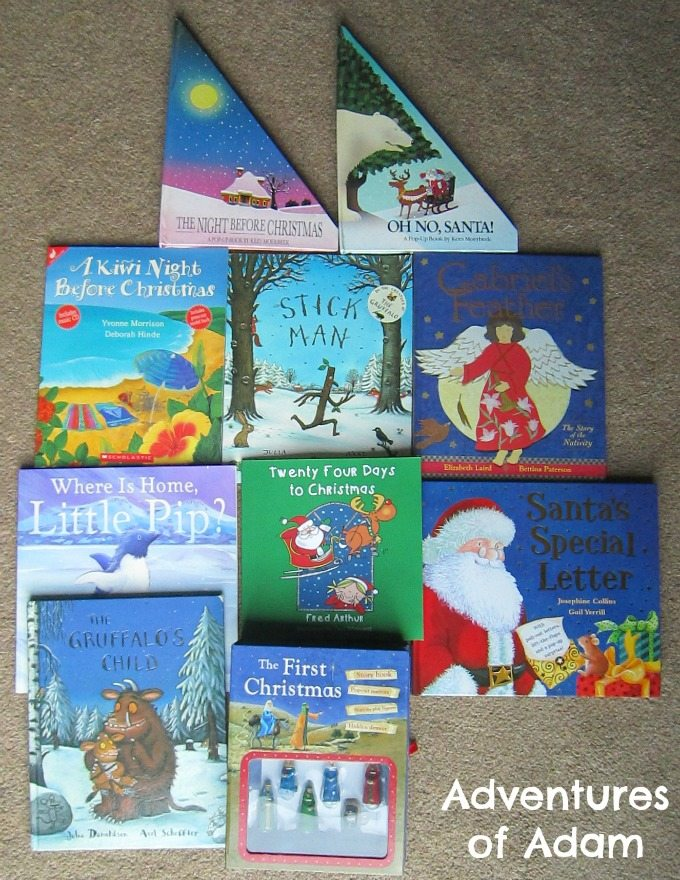 Christmas childrens books