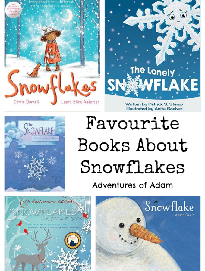 Favourite Snowflake Books